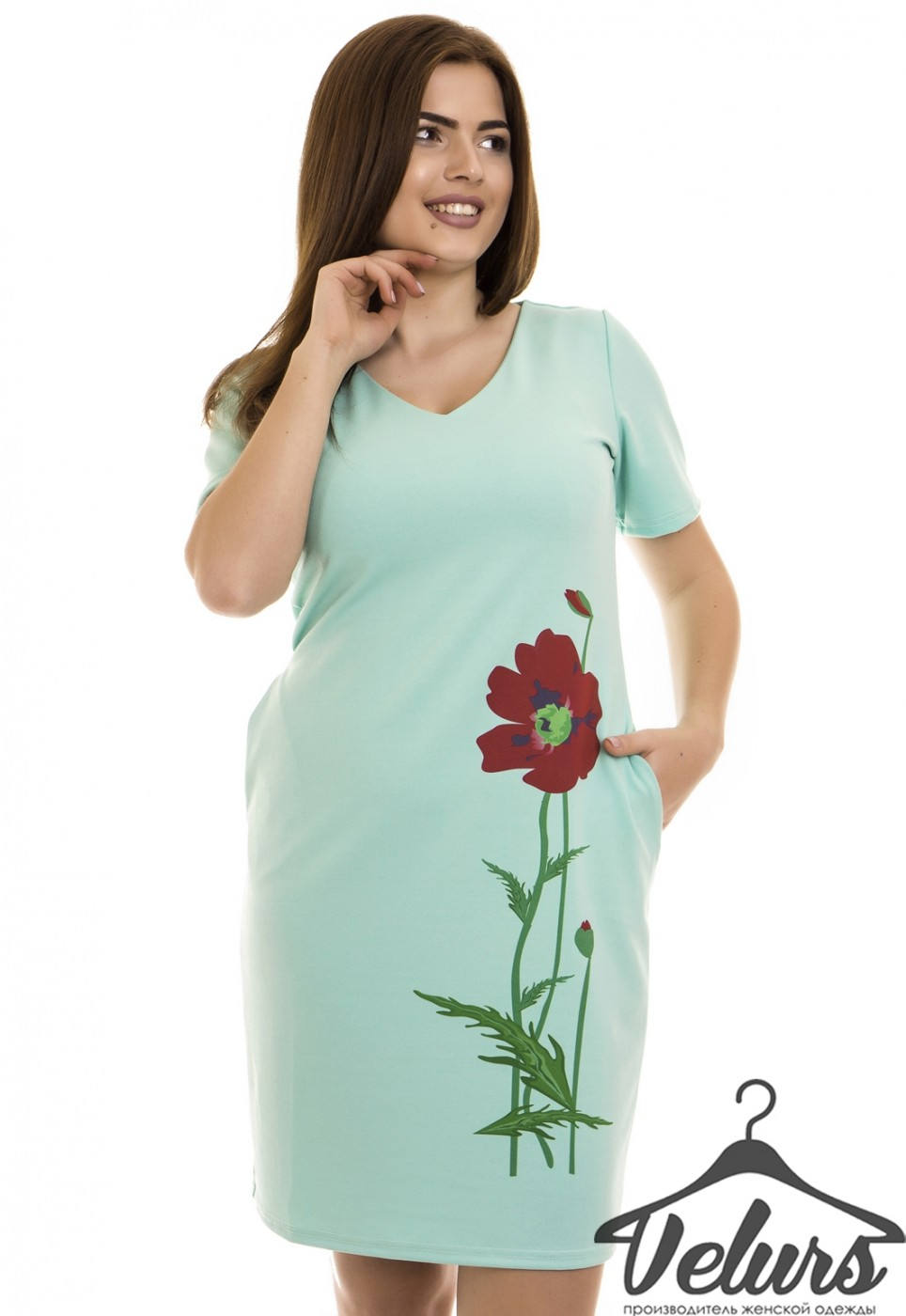 Velurs: Платье 212066 - фото 8