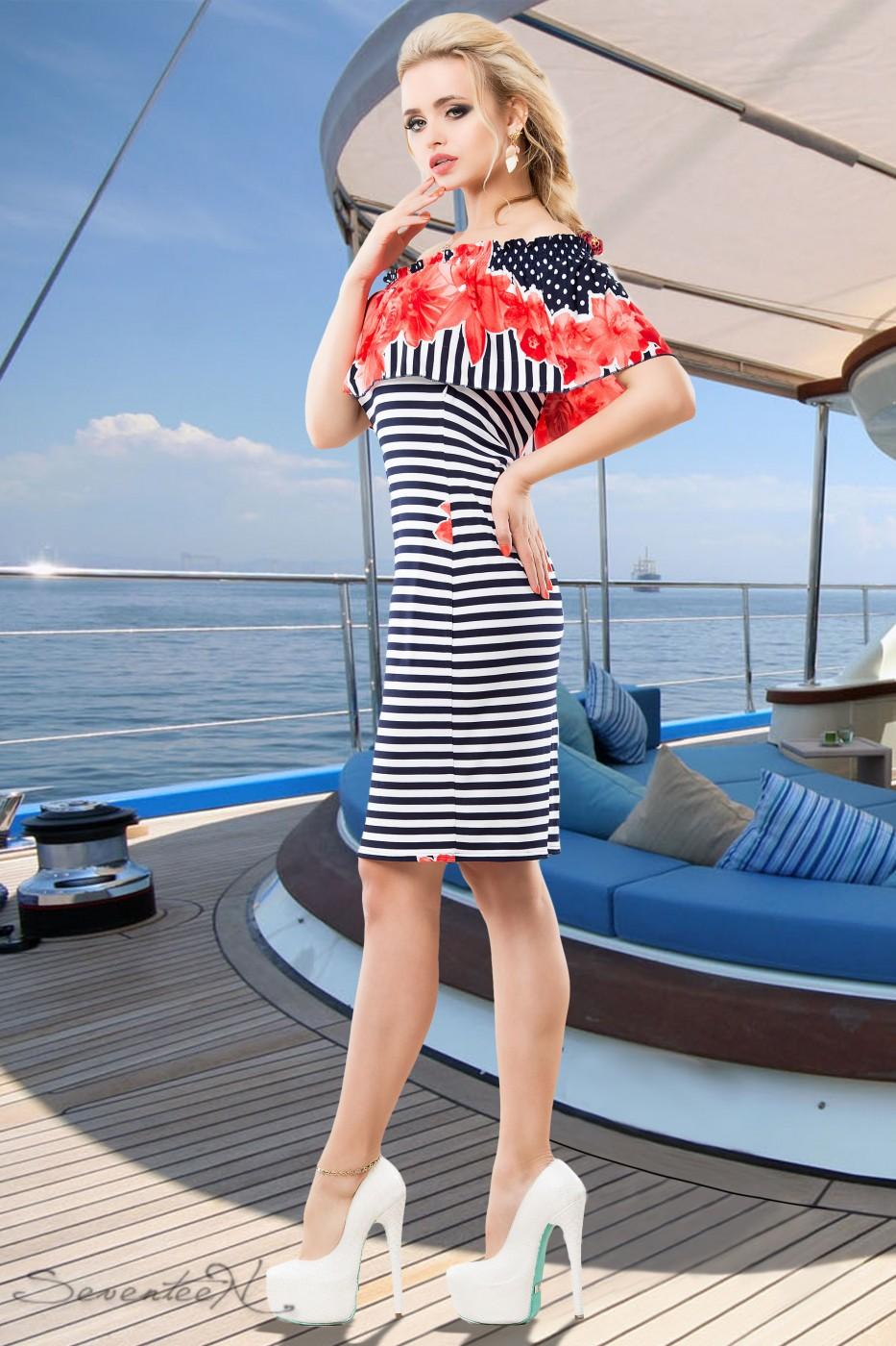 Seventeen: Платье 632.1425 - фото 1