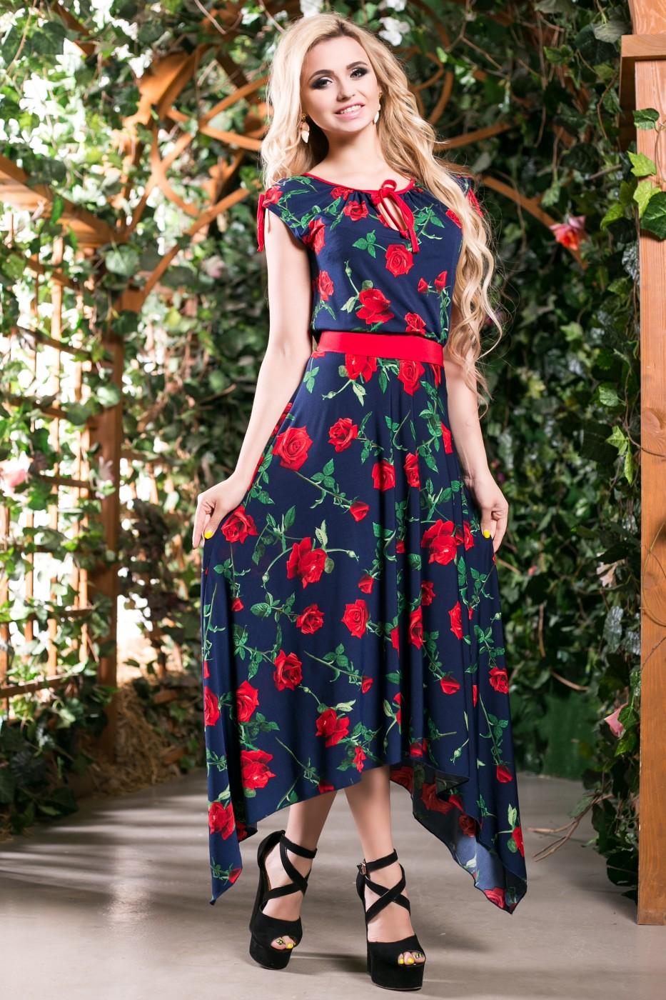 Seventeen: Платье 628.1375 - фото 1