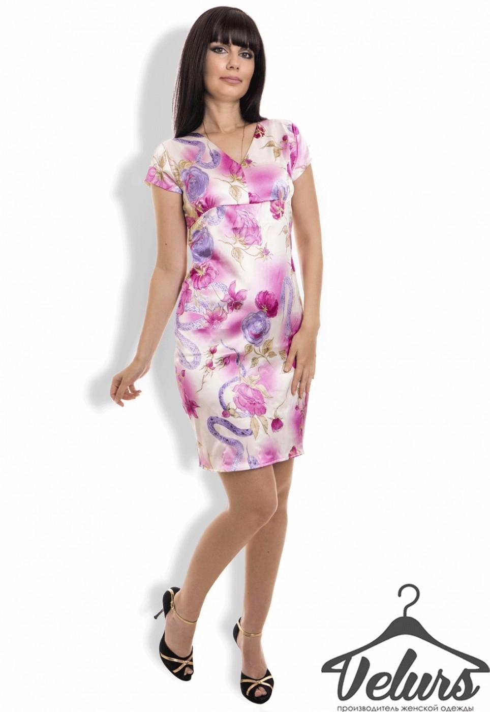 Velurs: Платье 21968 - фото 1