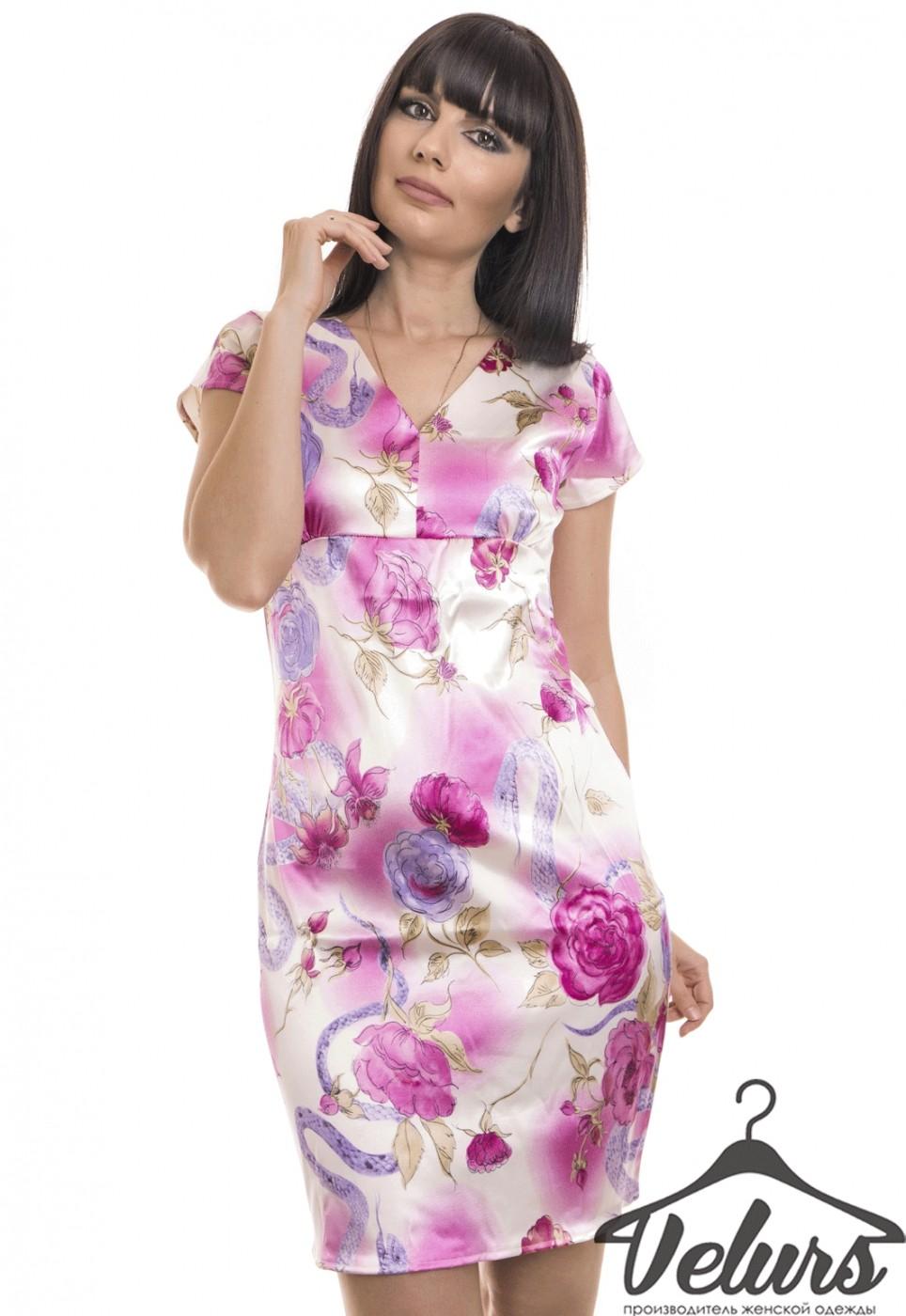 Velurs: Платье 21968 - фото 2