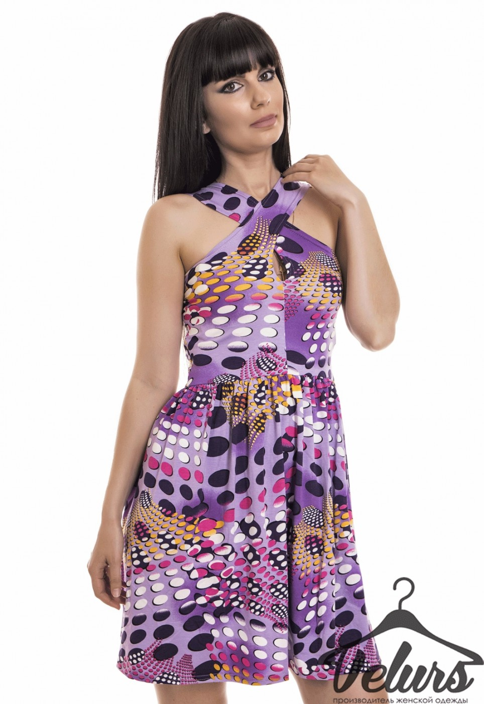 Velurs: Платье 21962 - фото 11