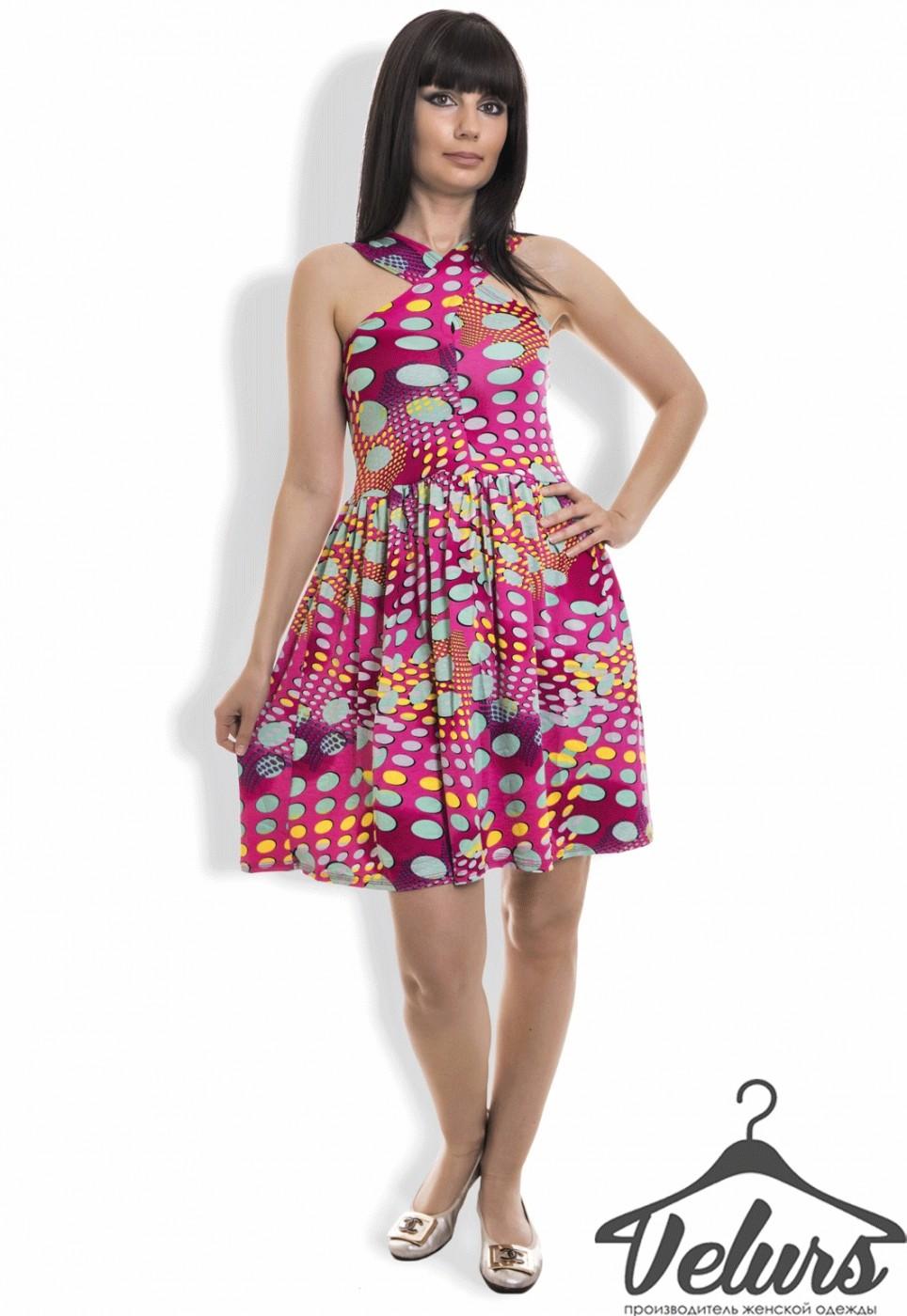 Velurs: Платье 21962 - фото 7