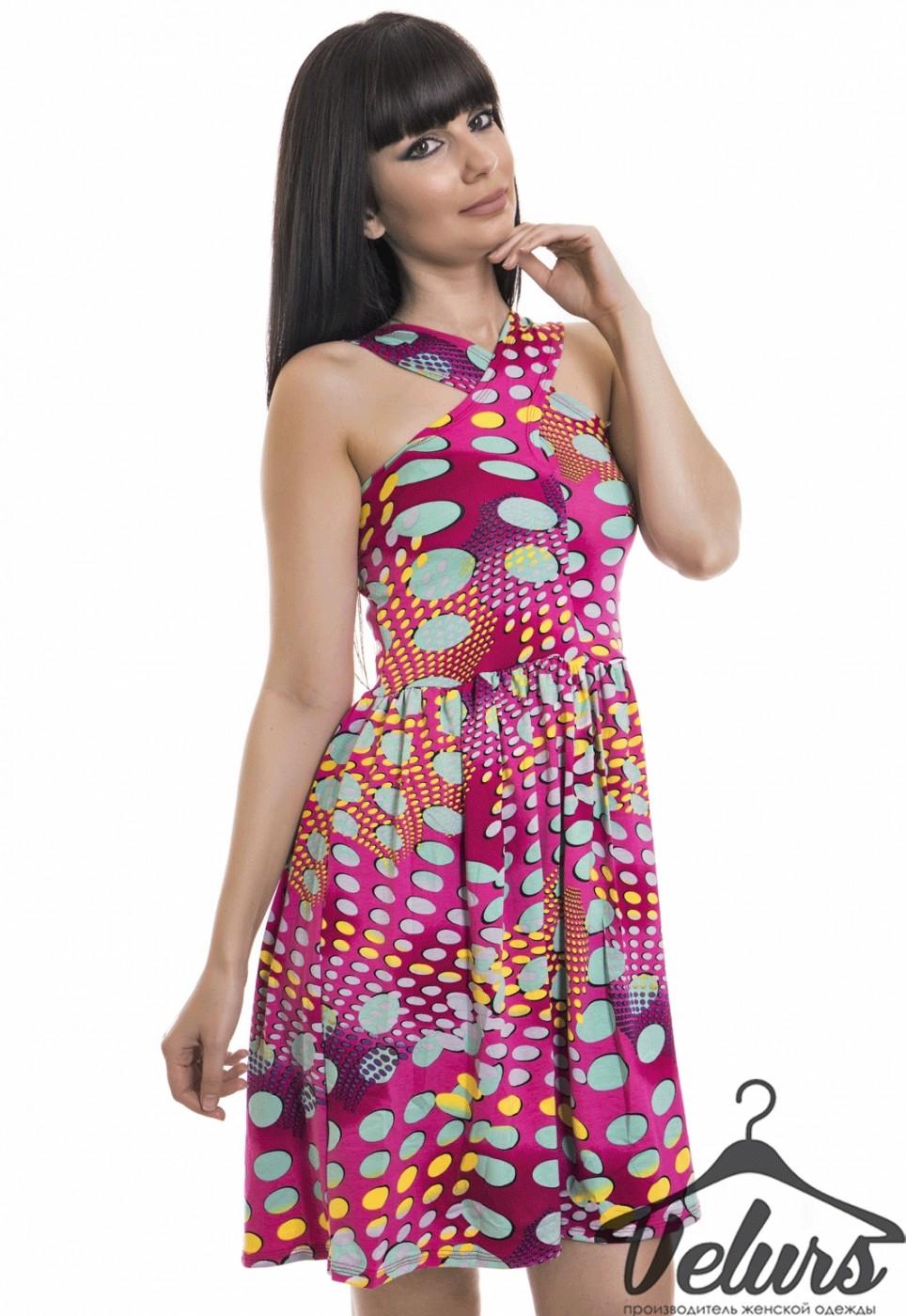 Velurs: Платье 21962 - фото 8
