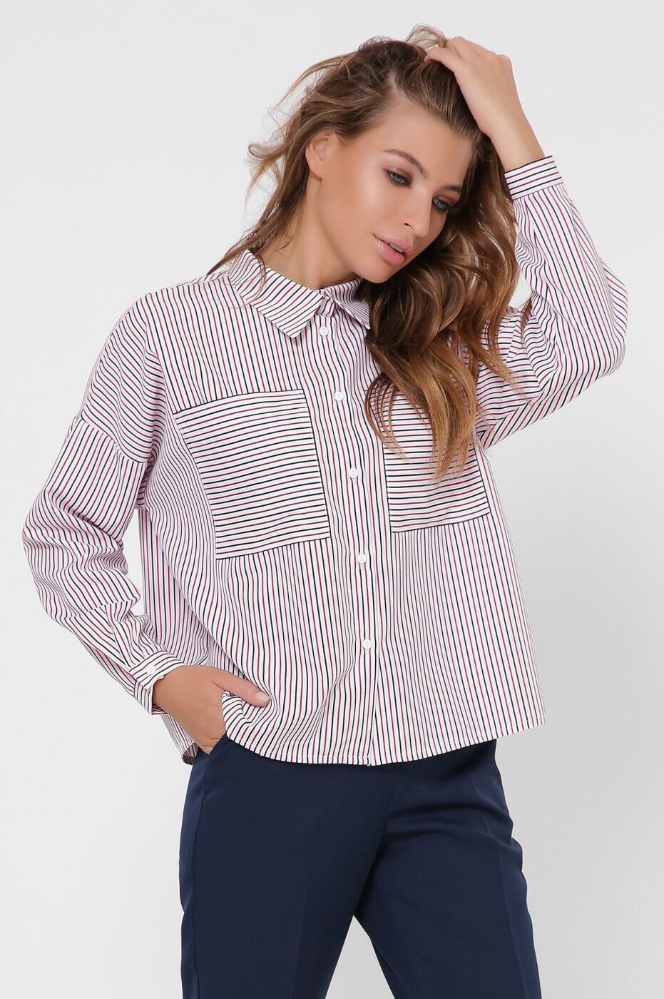Carica: Рубашка BK-7691-14 - фото 1
