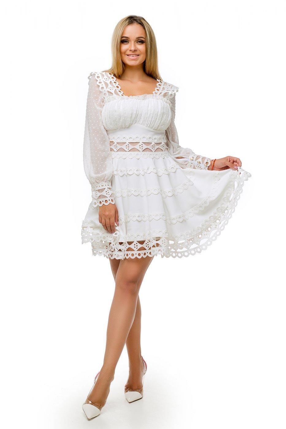 Zuhvala: Платье Алмаз - фото 1