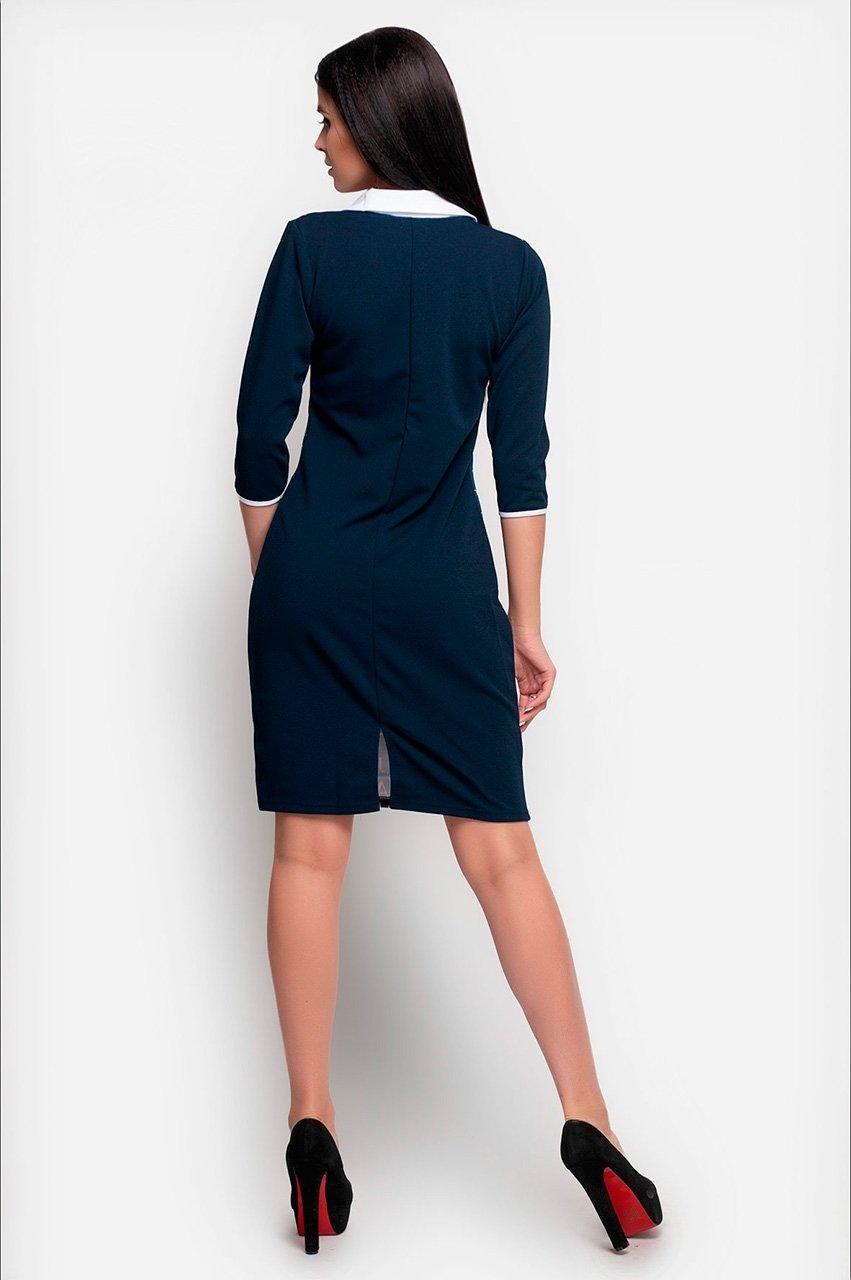 Velurs: Платье с буквенным принтом 1018 - фото 6