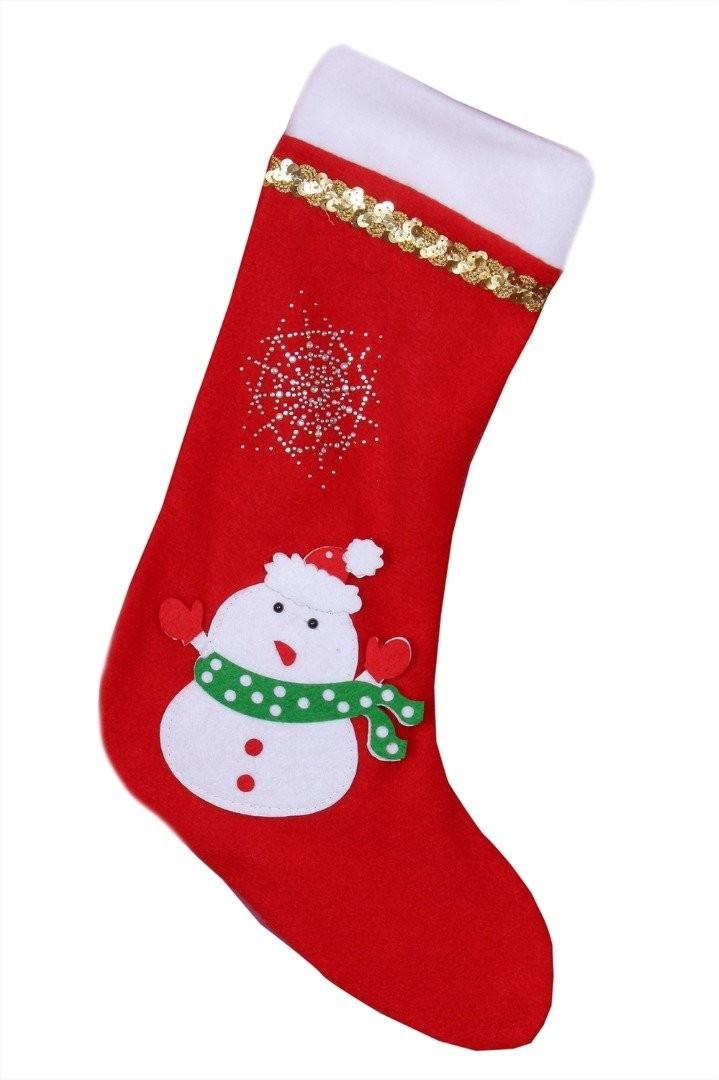 Tashkan: Рождественский носок, желтый 1594000001 - фото 1