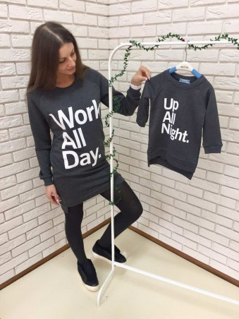 "Платье ""Work all day"""