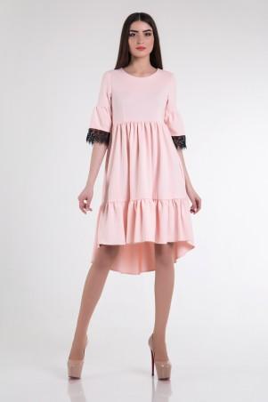 Cocoon: Платье Vasilisa-powder - фото 2