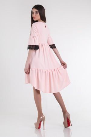 Cocoon: Платье Vasilisa-powder - фото 3