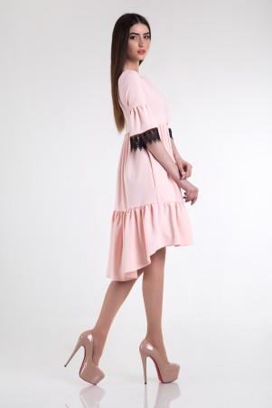 Cocoon: Платье Vasilisa-powder - фото 4