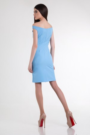 Cocoon: Платье Emma-blue - фото 3