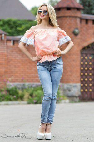 Seventeen: Блуза 658.1811 - фото 1