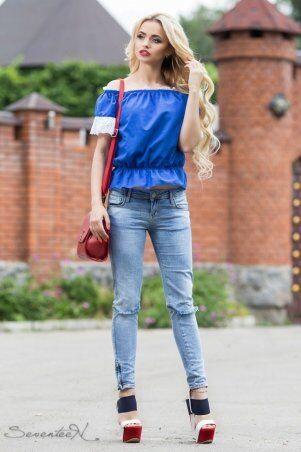 Seventeen: Блуза 658.1810 - фото 3