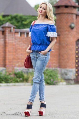 Seventeen: Блуза 658.1810 - фото 4