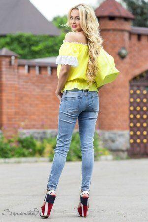 Seventeen: Блуза 658.1809 - фото 2