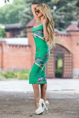 Seventeen: Платье-футляр 635.1796 - фото 1