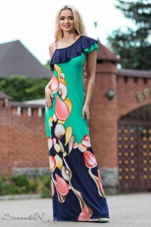Seventeen: Платье 636.1786 - фото 1