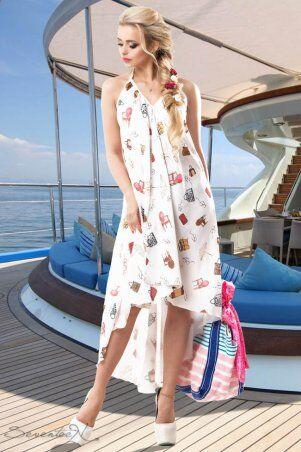 Seventeen: Платье-пляж 646.1476 - фото 1