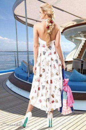 Seventeen: Платье-пляж 646.1476 - фото 2