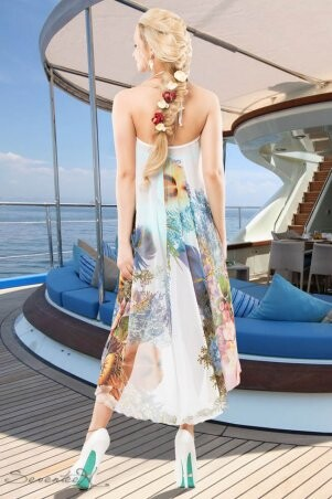Seventeen: Платье-пляж 646.1436 - фото 3