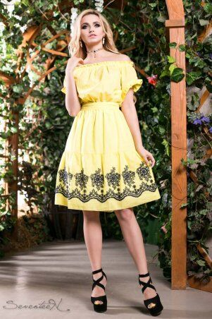 Seventeen: Платье 625.1381 - фото 1
