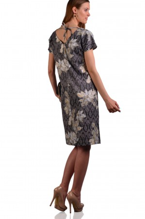 Alicja: Платье жаккардовое 8383407 - фото 2