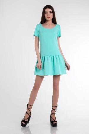 Cocoon: Платье Masha-mint - фото 2