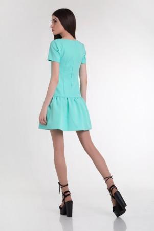 Cocoon: Платье Masha-mint - фото 4