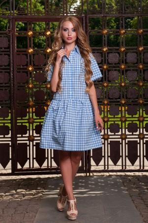 """Fognar: Платье """"Caramel"""" 2015 - фото 1"""