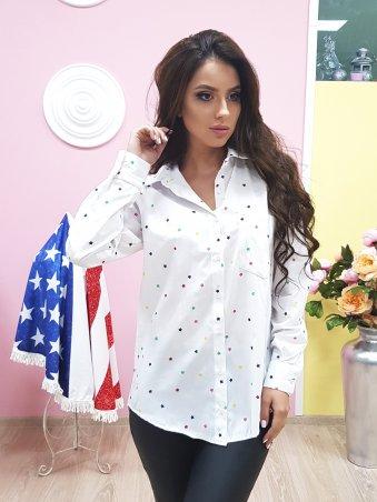 Paetka: Рубашка с модным принтом 652 - фото 1