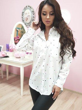 Paetka: Рубашка с модным принтом 652 - фото 4