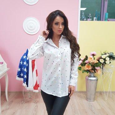 Paetka: Рубашка с модным принтом 652 - фото 5