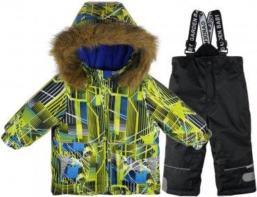 Garden baby: Комплект (Куртка для мальч. / Полукомбинезон для мальч.) 102017-63/29 - фото 1