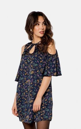 MR520: Платье MR 229 2785 0818 Dark Blue - фото 9