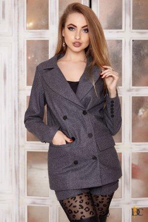 Domenica: Стильный костюм с шортами и пиджаком оверсайз Р 2396 L - фото 1