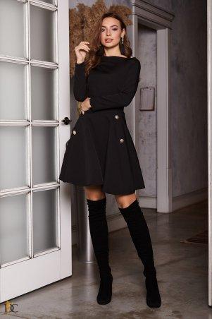 Domenica: Платье с расклешенным низом Р 2406 L - фото 1