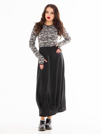 Alpama: Платье 78033-BLK - фото 1