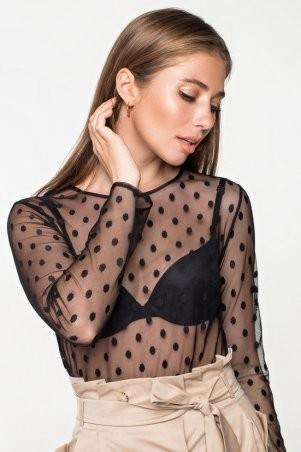 It Elle: Блуза-сетка 21127 - фото 1