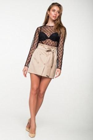 It Elle: Блуза-сетка 21127 - фото 3