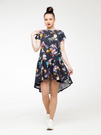 Alpama: Платье 78114 - BLK - фото 1