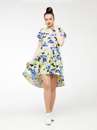 Alpama: Платье 78114 - YLW - фото 1