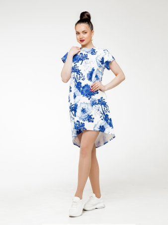 Alpama: Платье 78116 - BLU - фото 1