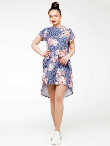 Alpama: Платье 78116 - GRY - фото 1