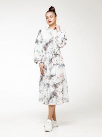 Alpama: Платье 78118 - GRY - фото 1