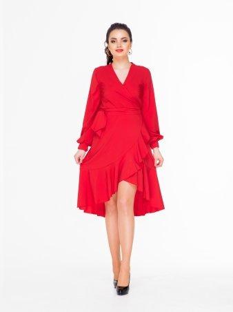 Alpama: Платье 78091-RED - фото 1