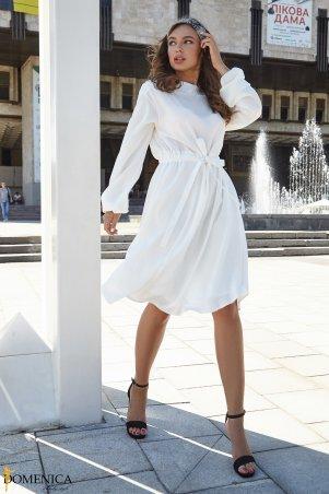 Domenica: Платье с кулиской в поясе - Р 2520 L - фото 3