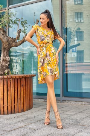 Jadone Fashion: Платье Белиссимо М2 - фото 1