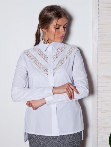 GrandUA: Сиверия блуза 16504 - фото 1